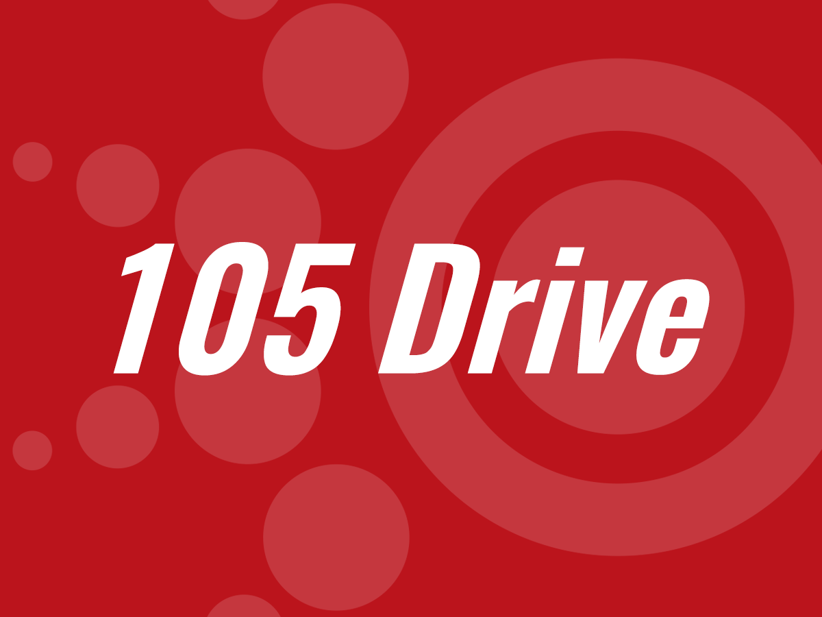 105 Drive with Julian Clover