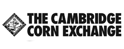 Cambridge Corn Exchange is Cambridge's biggest venue for music, comedy and entertainment run by Cambridge City Council Arts and Entertainments.