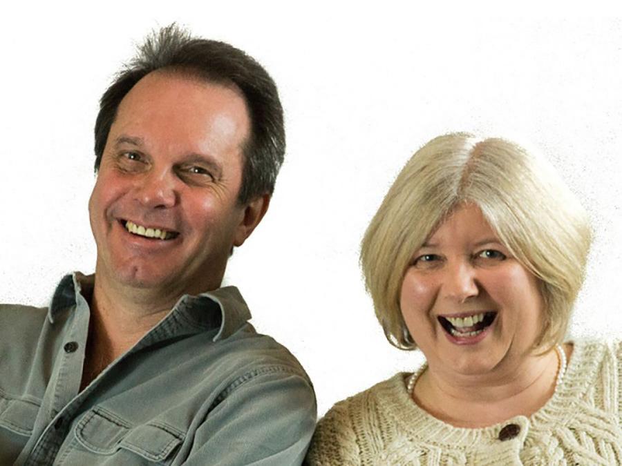 Breakfast with Neil & Linda