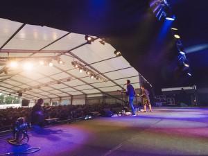 Live from the Folk Festival – Starts Thursday