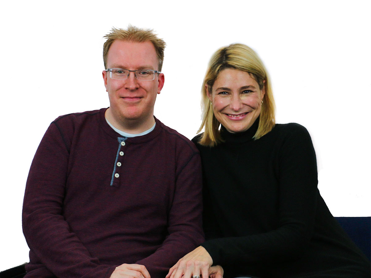 Tim & Liz