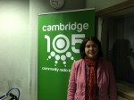 105 Drive with Julian Clover – Cambridge for Europe