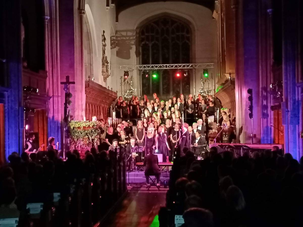 Light Up EACH Life: Festive Concert